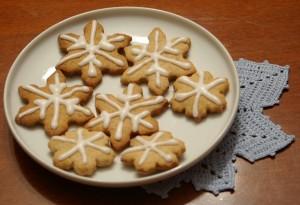 Pipiriniai kalediniai sausainiai
