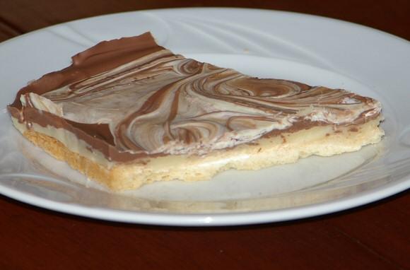 Rastuotas sokoladinis pyragas
