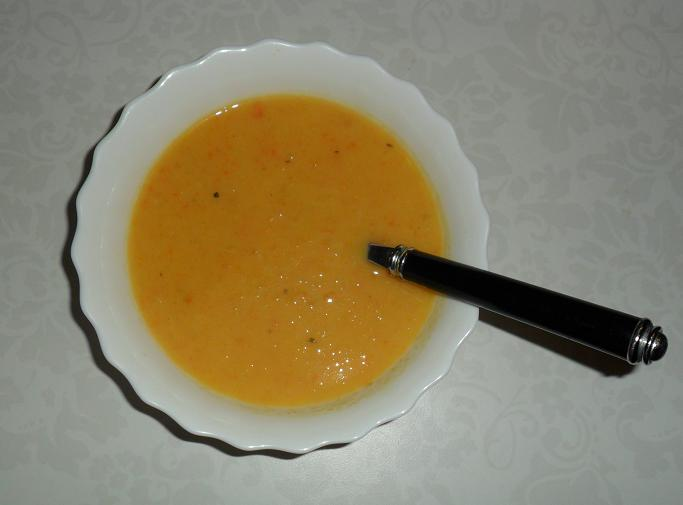 kepto moliugo sriuba
